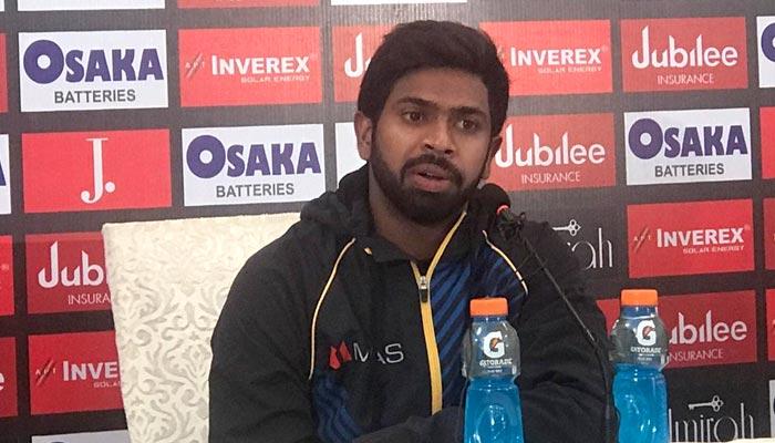راولپنڈی ٹیسٹ: سری لنکا اننگز ڈیکلیئر نہیں کرے گا