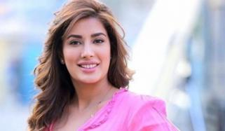 Mehwish Hayat On Pic Attack