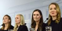 Finlands Government Is Led By Women Leaders