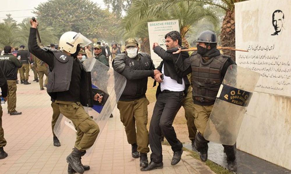 وکلاء کی گرفتاری، تحلیل کے بعد نیا بنچ تشکیل