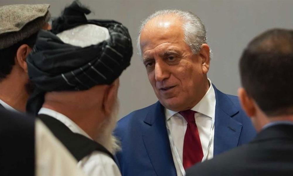 ایئربیس کے قریب حملہ، امریکا نے طالبان سے مذاکرات روک دیئے