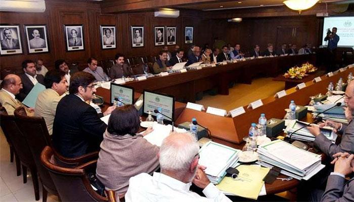 وزیراعلیٰ سندھ کی کابینہ ارکان کو کھلی کچہری لگانے کی ہدایت