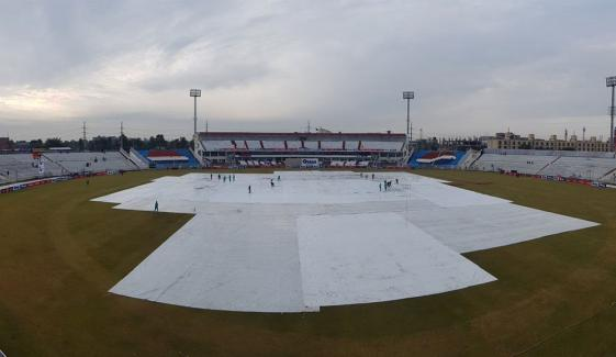 Pindi Test 3rd Day Play Delayed Due To Rain