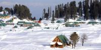 Snowfall Continues In Galyat For Second Consecutive Day