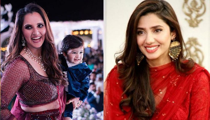 ماہرہ خان نے ثانیہ مرزا کی خوبصورتی کی تعریف کردی