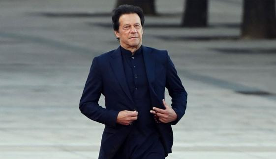 Prime Minister Imran Khan Leaves For Saudi Arabia
