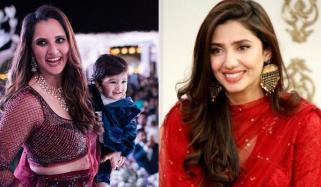 Mahira Khan Praised Sania Mirzas Beauty