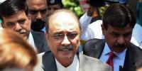 Asif Zardari Admitted In Hospitalmedical Test Suggested