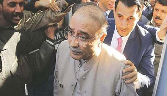 Chance Of Angiography And Angioplasty Of Former President Zardari