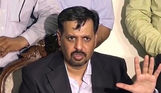 Mustufa Kamal Media Talk In Karachi