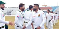 Pakistan And Srilankan Crickets Team Reached Karachi Tomorrow