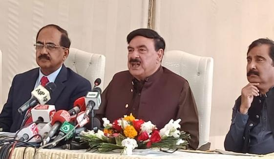 Nawaz Zardari Ill When Both Sent To Jail Sheikh Rasheed