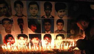 5th Anniversary Of Aps Attack
