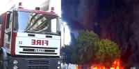 Karachi Landhi Fire 3rd Category Fire