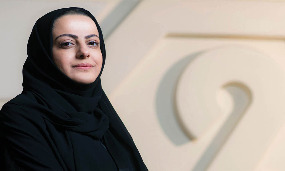 سعودی خاتون، رانیا نشار طاقتور خواتین کی فہرست میں شامل