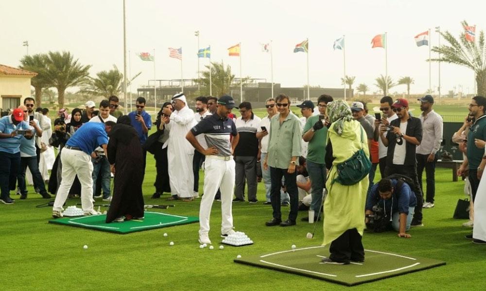 سعودی عرب میں کھیلوں کے فروغ کے لیے اقدامات