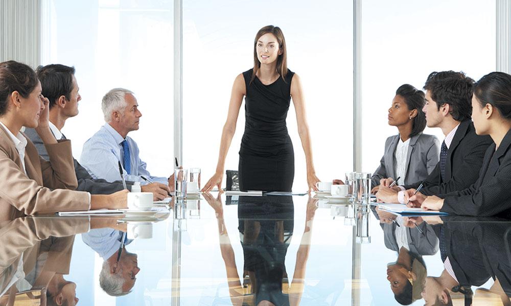 لیڈر شپ: خواتین کی شمولیت وقت کی ضرورت ہے !