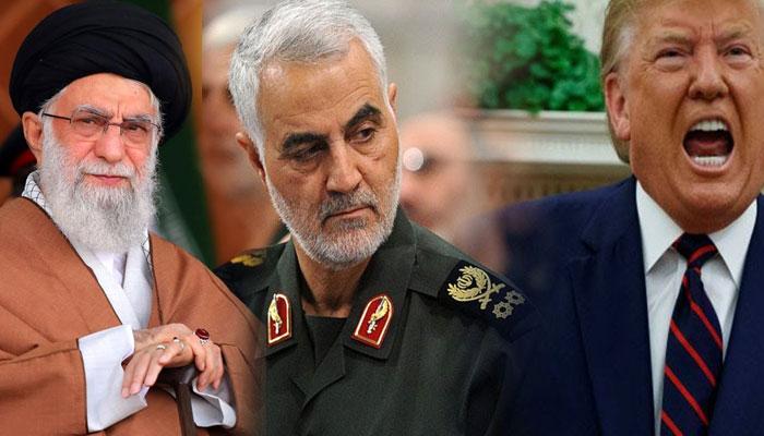 'امریکا، ایران کشیدگی' عالمی امن کو خطرہ لاحق