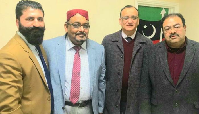 لندن میں شہید ذوالفقار علی بھٹو کی سال گرہ منائی گئی