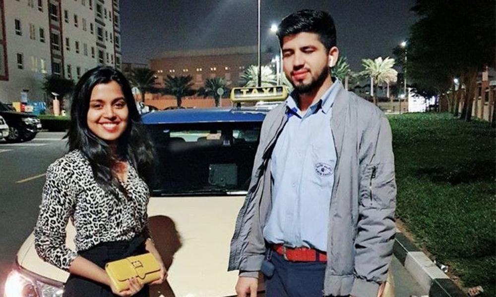 پاکستانی ڈرائیور بھارتی طالبہ کیلئےنجات دہندہ کیسے بنا؟
