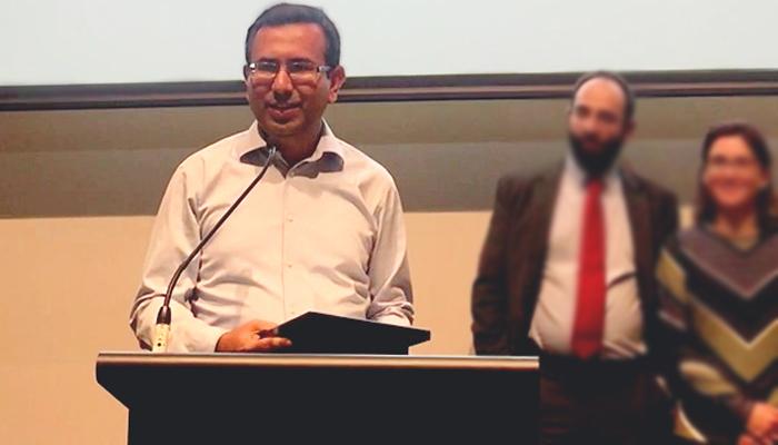 آسٹریلیا کا ایوارڈ حاصل کرنے والے پہلے پاکستانی سائنسدان