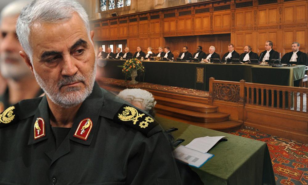 ایران قاسم سلیمانی کے قتل پرعالمی عدالت سے رجوع کریگا