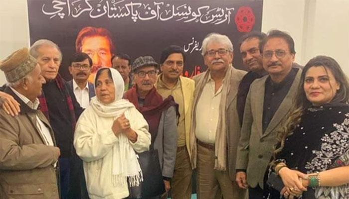 وکیل فاروقی کی یاد میں آرٹس کانسل میں تعزیتی ریفرنس کا انعقاد