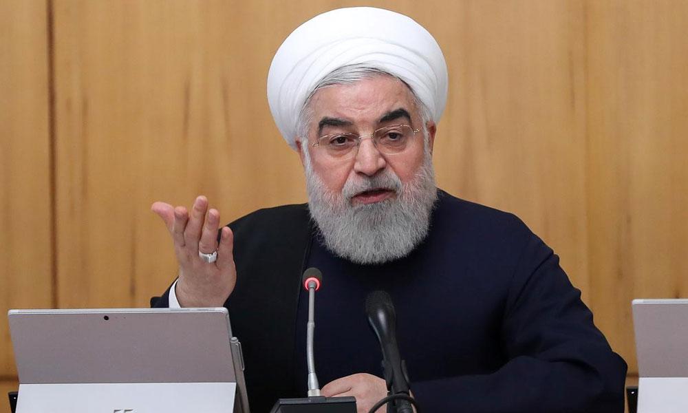 عالمی برادری کیساتھ مذاکرات اب بھی ممکن ہیں، ایرانی صدر