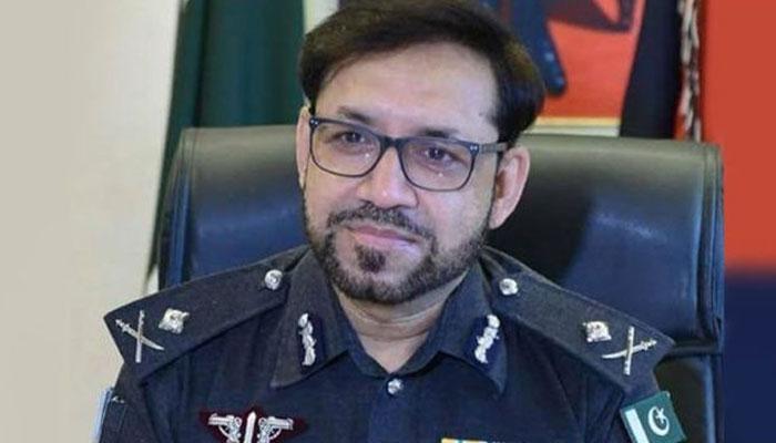 آئی جی سندھ کی تبدیلی کے لیے وفاق کو خط لکھ دیا گیا