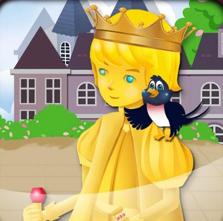 'شہزادے کا عکس' یونان کی لوک کہانی