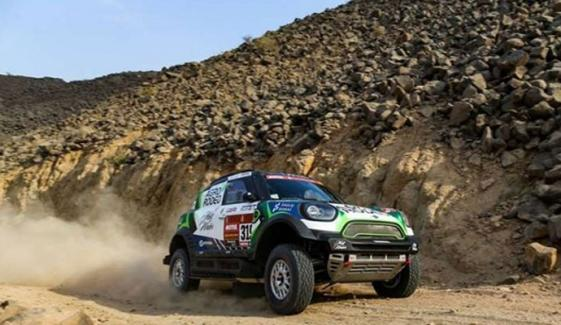 Dakar 2020 Stage 11 Peterhansel Wins Sainz Holds Healthy Lead