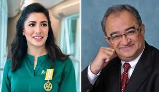 Tarek Fateh Shares Ny Times Report To Mehwish Hayat