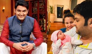 What Did Kapil Sharma Name Her Daughter