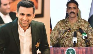 Huge Respect For Asig Ghafoor Says Shoib Malik