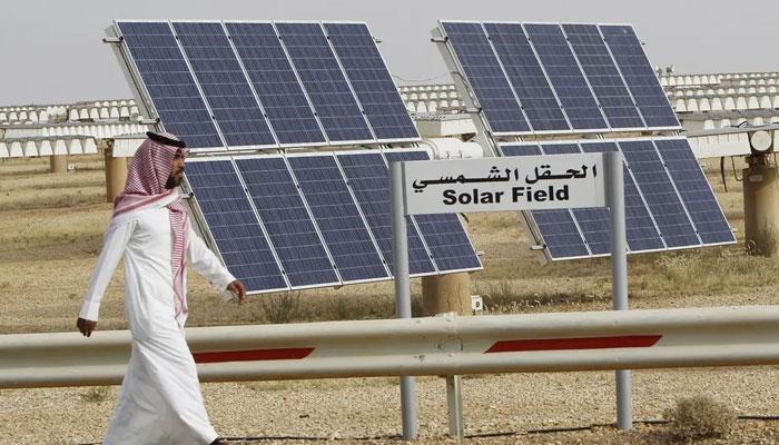 شمسی توانائی کے منصوبوں میں پیش رفت