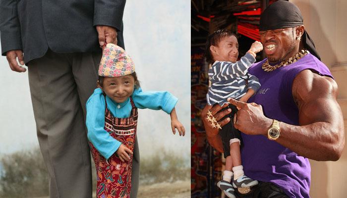دنیا کا سب سے چھوٹا آدمی چل بسا