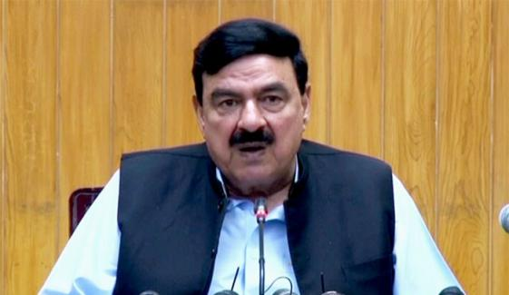 Mqm Will Receive Funds But Not Ministry Sheikh Rashid