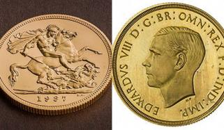 Rare Coin Of British Royalty Sold For Rs 20 Crores