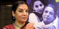 Veteran Actress Shabana Azmi Injured In A Road Accident