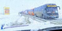 Two Persons Set Example Of Bravery And Courage During Snowfall In Balochistan
