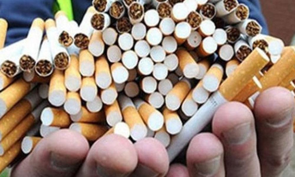سگریٹ کی غیرقانونی تجارت کیخلاف FBR  کا کریک ڈاؤن