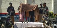 New Karachi Industrial Area Police Arrest Alleged 4 Killers Of Constable