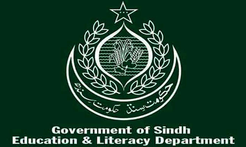محکمہ تعلیم سندھ، 10سال سے بند بھرتیاں کھولنے کا فیصلہ