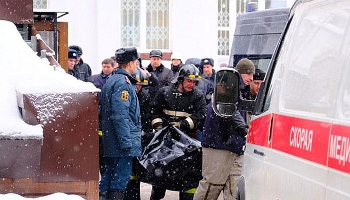 روس: ہاسٹل میں گرم پانی کی پائپ لائن پھٹنے سے 5 افراد ہلاک