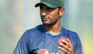 Cricketer Bilal Asif Gets Serious About Singing