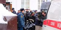 Hot Water Pipe Bursts At A Russian Hostel Five People Killed