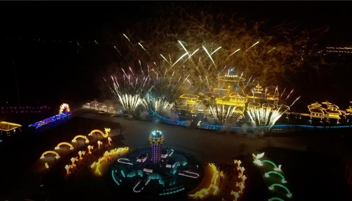 چینی سالِ نو کی تیاریاں عروج پر