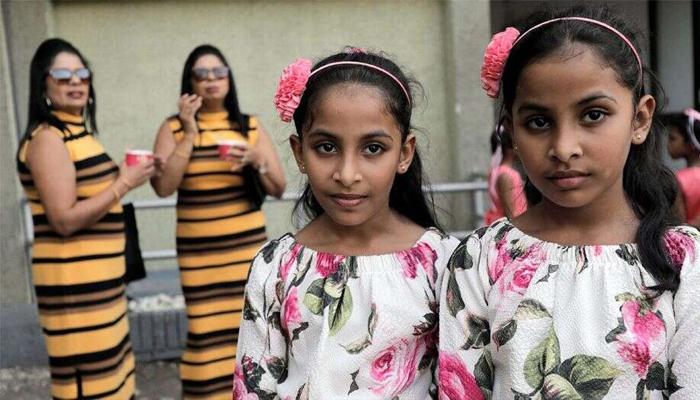 سری لنکا میں ٹوئنز ریکارڈ بنانے کی کوشش
