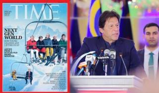 Davos Time Magazine Issues Special Edition With Pm Imran On Cover