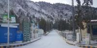 Snowfall Again Starts In Balochistan And Ajk